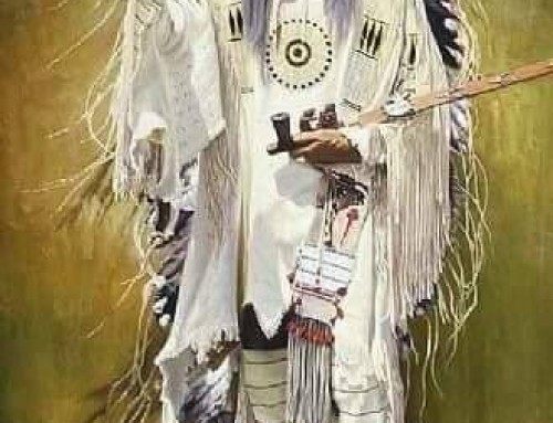 Native American Indian Guide
